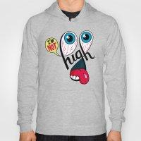 I'm Not High Hoody