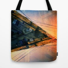 CD (35mm multi exposure) Tote Bag