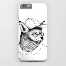 Hipster Fox iPhone 6s Slim Case