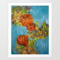 Flower Series 12 Art Print