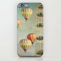 iPhone & iPod Case featuring Painting Thoughts by The Last Sparrow