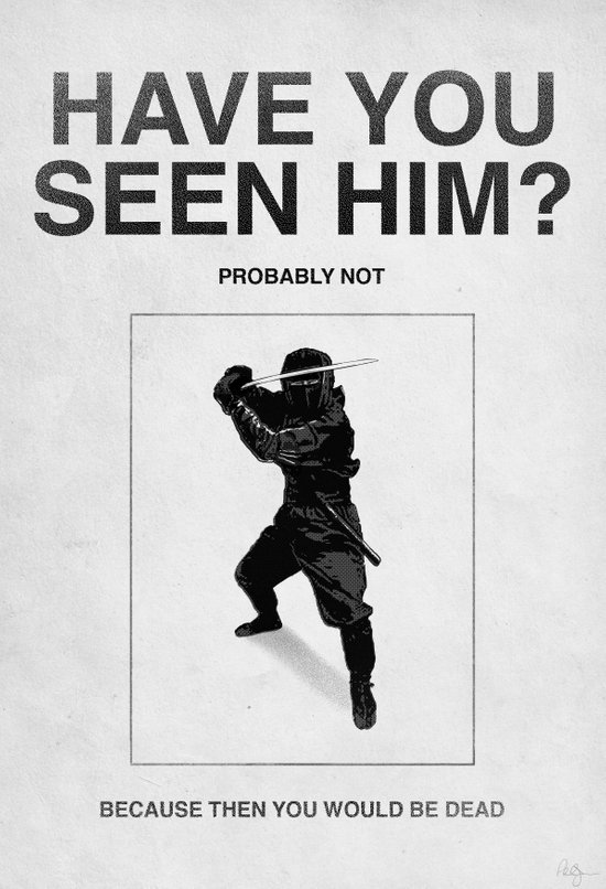 Have you seen him? Art Print