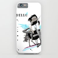 iPhone & iPod Case featuring ---->HELLO PEGASUS!  by Olive Primo Design + Illustration