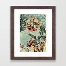 Start of Summer Framed Art Print