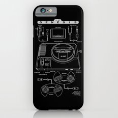 Mega Drive Slim Case iPhone 6s