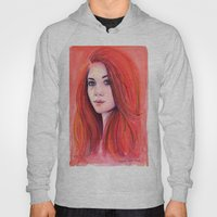 Our Lady Of The Flame Hoody