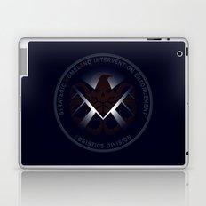 Hidden HYDRA - S.H.I.E.L.D. Logo with Wording Laptop & iPad Skin