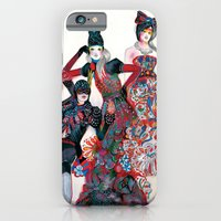 iPhone & iPod Case featuring Girls by Felicia Atanasiu