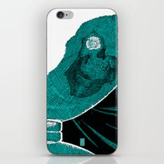 Fate (aquamarine v.01) iPhone & iPod Skin