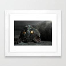 Magritte Framed Art Print