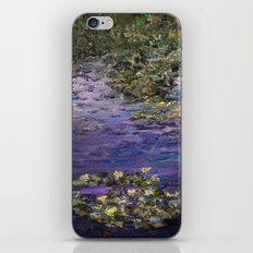 Monet's Giverny Gardens iPhone & iPod Skin