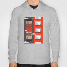 Elevator - Illustrated Wikipedia Hoody