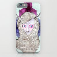 iPhone & iPod Case featuring Hair Mask by TinyBison
