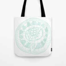 Moroccon Lake Tote Bag