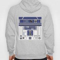 R2D2 - Starwars Hoody