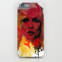 iPhone & iPod Case featuring Debbie Harry - Blondie by 2b2dornot2b