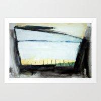 Morning Air/light Art Print