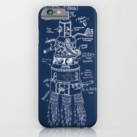 iPhone & iPod Case featuring U.S.S. Awesome by Joshua Kemble