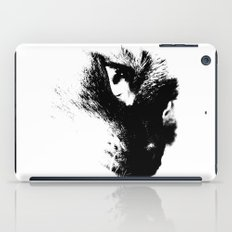 Rorchach Cat iPad Case