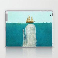 The Whale  Laptop & iPad Skin