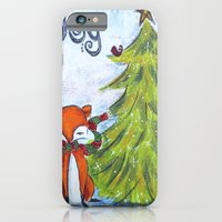 Joyful Fox iPhone 6 Slim Case