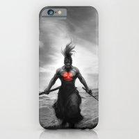 Courage of Samurai iPhone 6 Slim Case