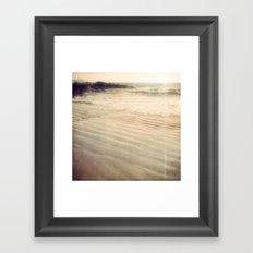 Good Day Today Framed Art Print