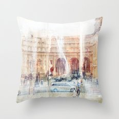 London Square Throw Pillow