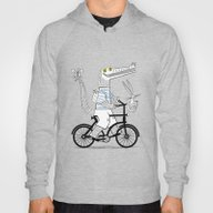 The Crococycle Hoody