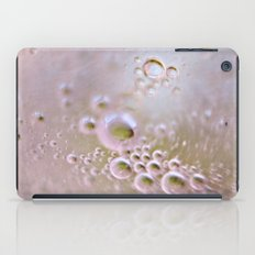 Light and Bubbly iPad Case