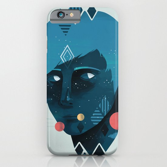 Mind/Space iPhone & iPod Case
