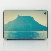 isla nublar... iPad Case