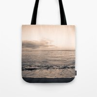 Calm Day 04 Ver.warmblac… Tote Bag