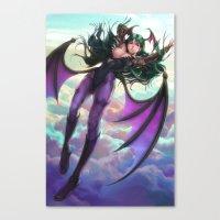 Morrigan Canvas Print