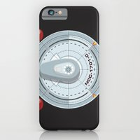 Enterprise - Star Trek iPhone 6 Slim Case