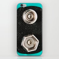 9V iPhone & iPod Skin