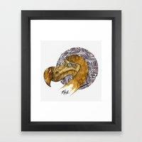 SAINT DODO  Framed Art Print