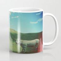 Mountain Cow Mug