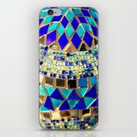 Mosaic And Beads [photog… iPhone & iPod Skin