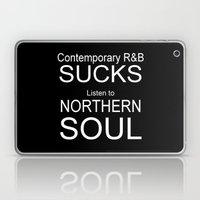 Contemporary R&B Sucks Laptop & iPad Skin