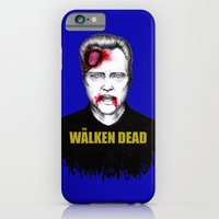 iPhone & iPod Case featuring THE WALKEN DEAD by Dianah B