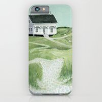 Cottage On The Beach iPhone 6 Slim Case