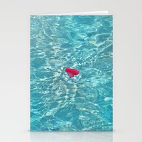 Petal Pool Stationery Cards