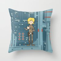 EP5 : Luke Skywalker Throw Pillow