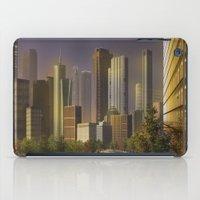 Cityscape iPad Case