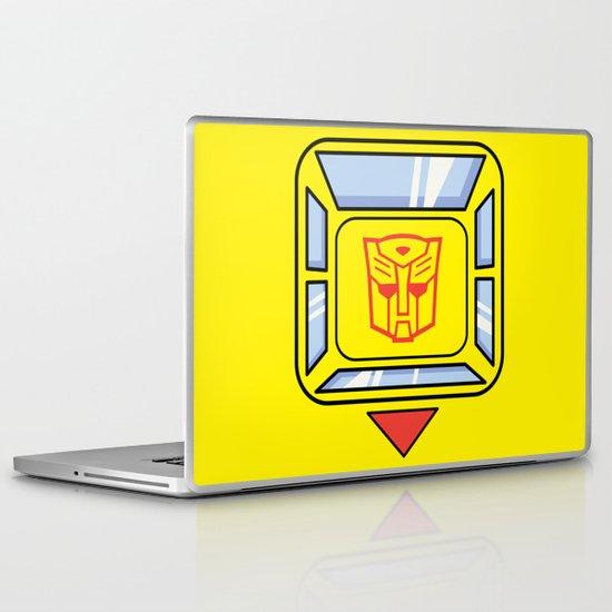 Transformers - Bumblebee Laptop & iPad Skin