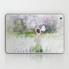 Summer walk Laptop & iPad Skin