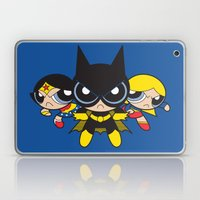 Supertough Girls Laptop & iPad Skin