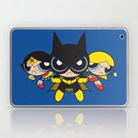 Supertough Girls Laptop & iPad Skin