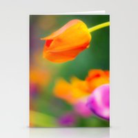 Spring Beauties Stationery Cards